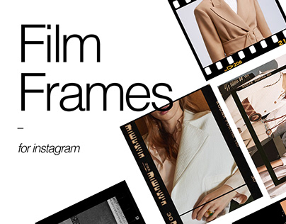Film Frames for Instagram