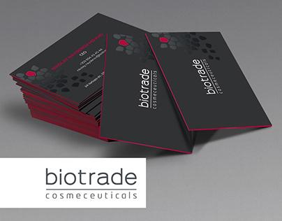 BIOTRADE CEO Business Card