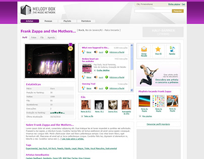 Melody Box - The Music Network