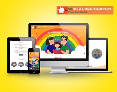 GIG and the Amazing Sampaguita Foundation, Inc.