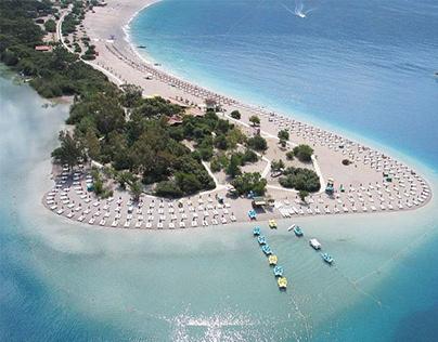 Beautiful BeachFethiye Turkey