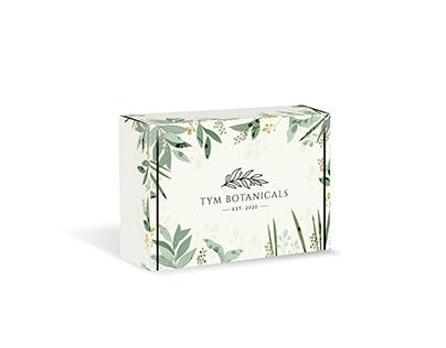 Botanical Mailer box