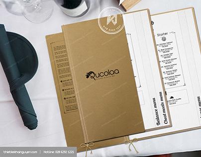 Best Menu Printing for Restaurants 2020