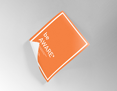 AWARE* Posters and Pamphlet