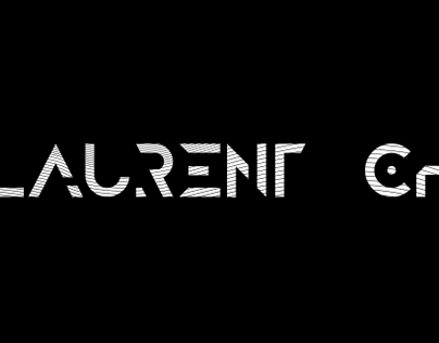 Logotype, header - Laurent Chanal