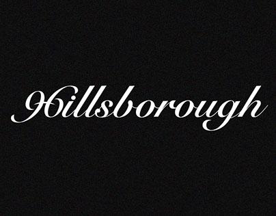 Hillsborough Disaster Logo