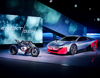 BMW #NEXTGen Event 2019