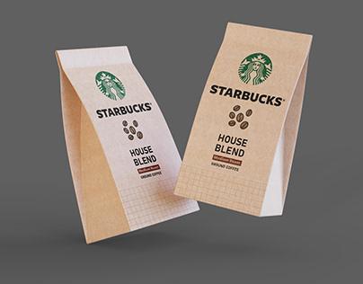 Starbucks Packaging Design