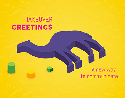TAKEOVER GREETINGS