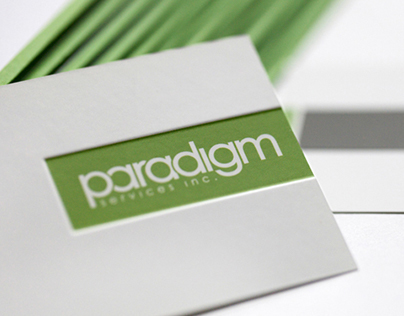 Paradigm Services Inc