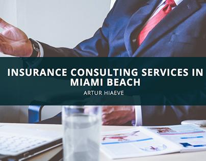 Artur Hiaeve | Insurance Consulting Services Miami
