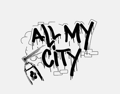 All My City - Lublin's Graffiti Festival