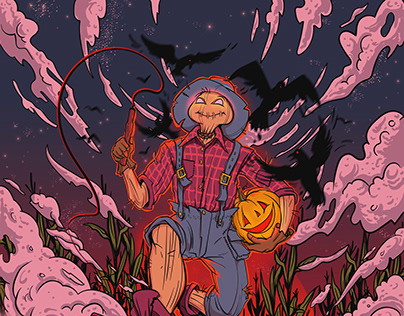 The Scarecrow is hunting!