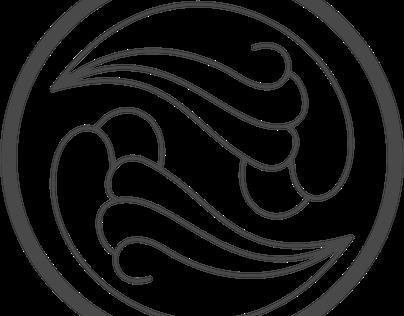 kamon style logo - kokyudo