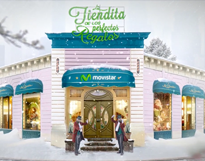Movistar Perfect Present Little Store