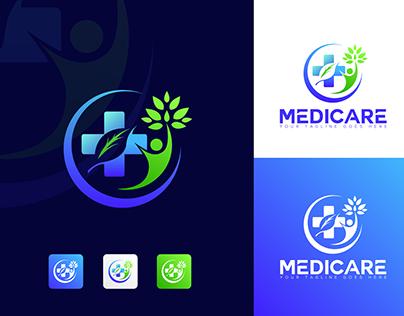 Medicare logo   medical Logo  Logo Folio   2021