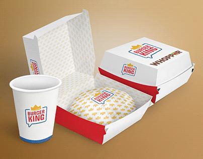 Burger King | Logo Redesign