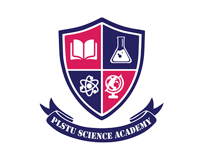 Logo designed for a science academy