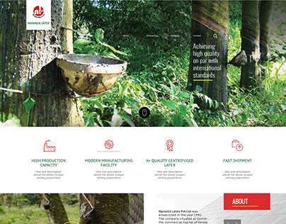 UI design - Njavallil Latex