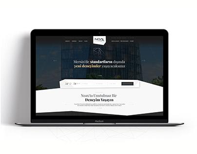 Noax Hotel | Web Design