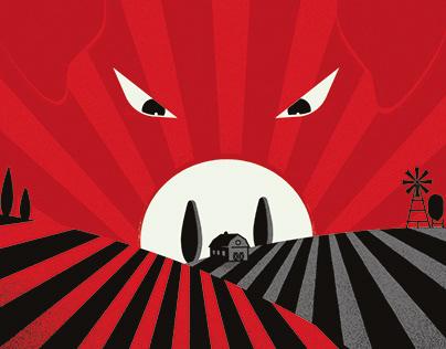 La ferme des animaux - George Orwell