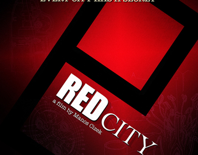 'Red City'  Movie Poster