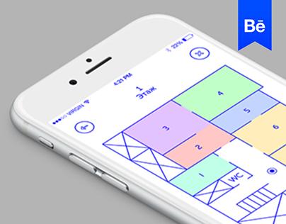 OMMA navigation App