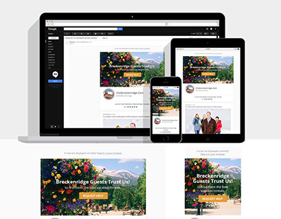 Travel & Tour Email Newsletter - Design & Coding by us