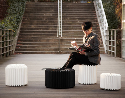 Fordable Furniture - Paper project