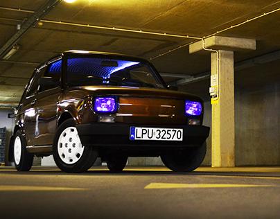 Fiat 126p restoration project