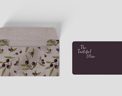 The Tasteful Olive // Retail Packaging