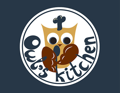 Packaging design for Owl's Kitchen