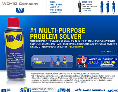 WD-40 Company And Family of Brands