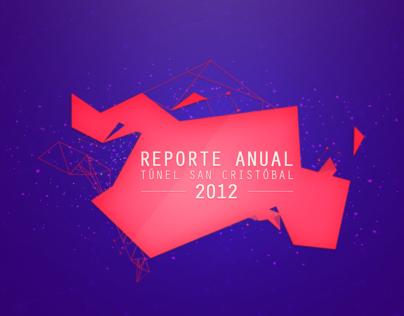 Reporte TSC 2012