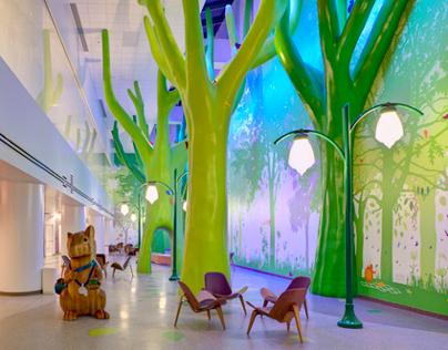 Nationwide Children's Hospital Interiors