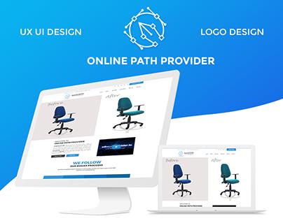 OPP - Logo, Ux Ui Design & Web Development, Branding