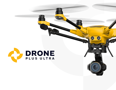 Drone Plus Ultra Branding
