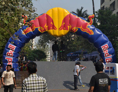 Red Bull Soap Box Race, Mumbai