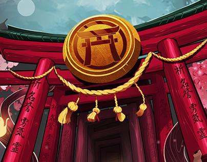 Japanese Pantheon Smite