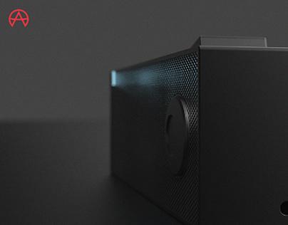 45 - Portable Speaker