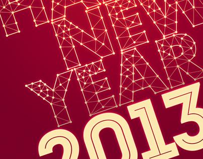 New year gift set 2013