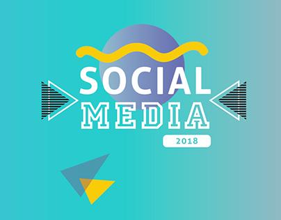 Social Media - Diversos #2018