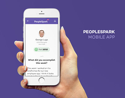 PeopleSpark - Mobile App