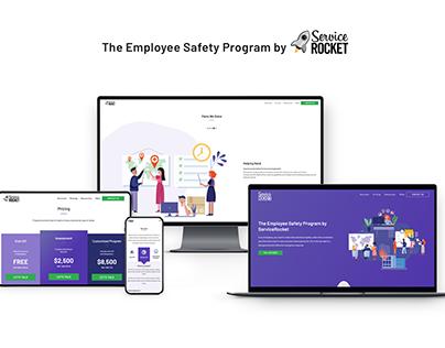 The Employee Safety Program by ServiceRocket
