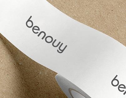 benovy package design