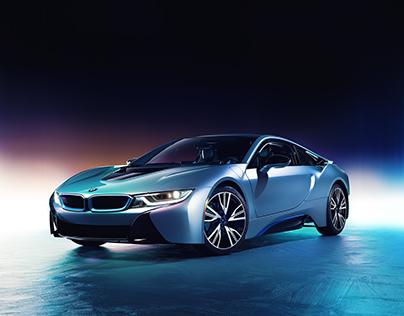 BMW I8 Studio