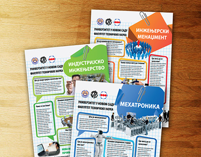 Flyers - Department of Industrial Engin. and Management
