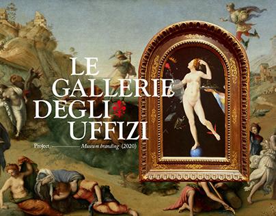 Gallerie degli Uffizi — Museum Branding
