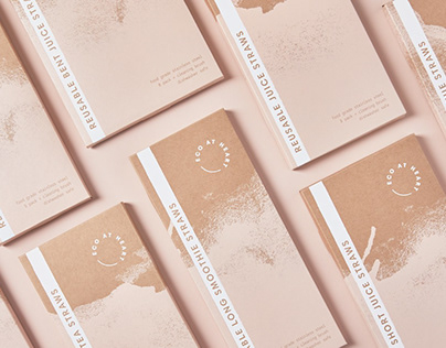 Eco at Heart – Brand identity & Packaging