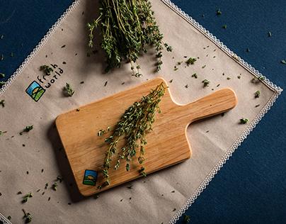 E-Grocery Photo Shoot